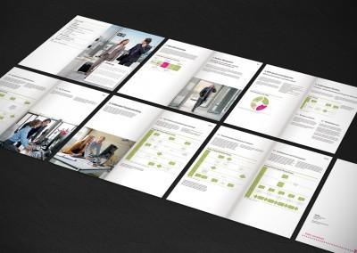 Deutsche Telekom – Servicemanagement-Broschüre