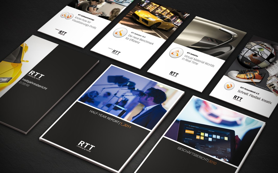 RTT –Print-Broschüren