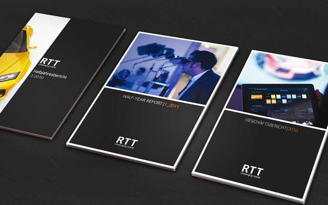 RTT – Geschäftsberichte