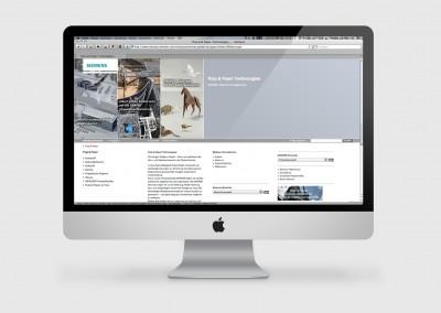 Siemens –SIPAPER Webtexte