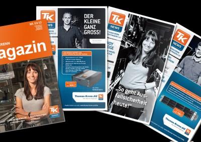 Thomas Krenn –Kundenmagazin